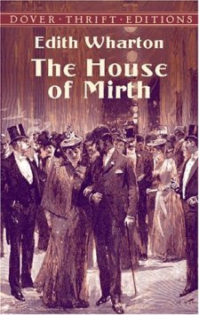 Book Cover House of Mirth